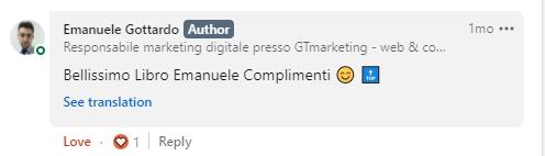 Recensione Libro Lead Generation Emanuele